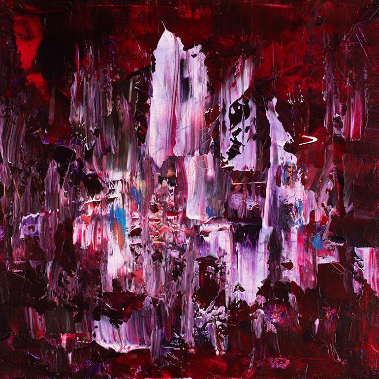 Katja Freimuth Kunstwerk Abstrakt