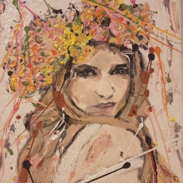 Katja Freimuth Kunstwerk People