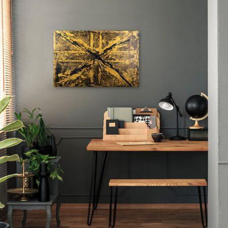 Katja Freimuth Shop Kunstwerk 43 Lotus Exige mit Kulisse