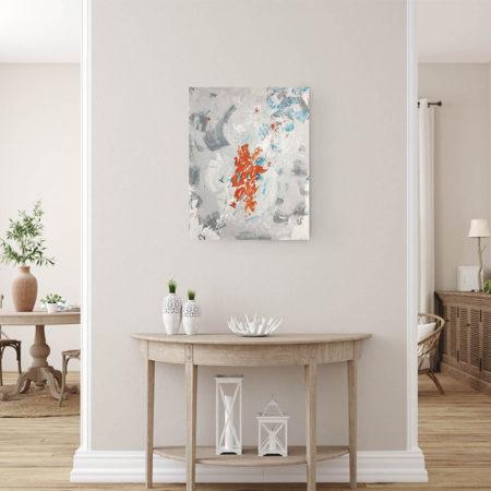Katja Freimuth Shop Kunstwerk 8 Sternenstaub mit Kulisse