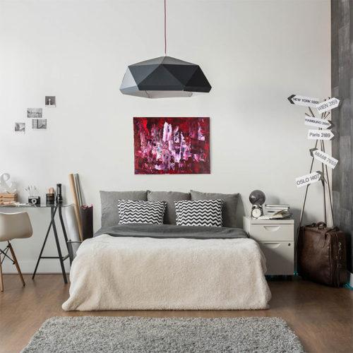 Katja Freimuth Shop Kunstwerk 45 Tokio mit Kulisse