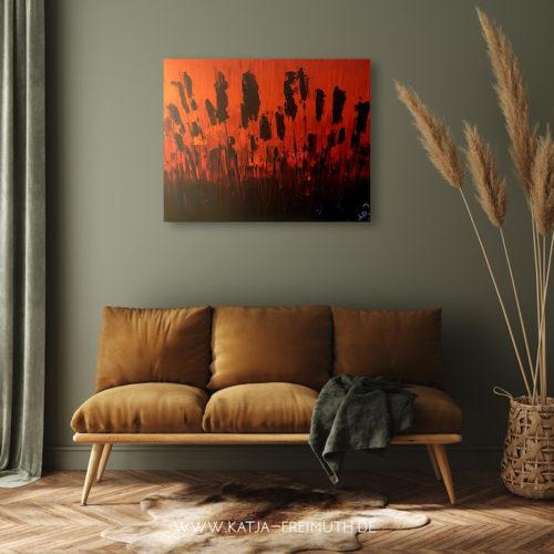 Gemälde Autumn